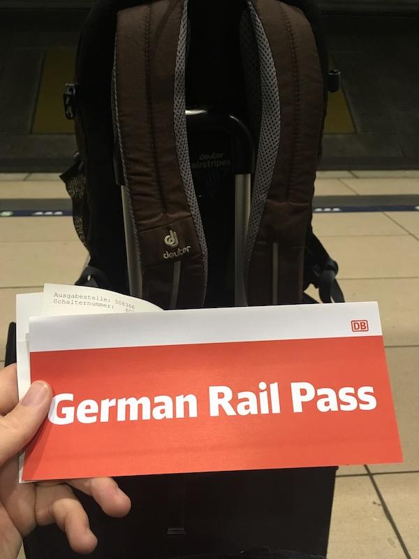 German Rail Pass